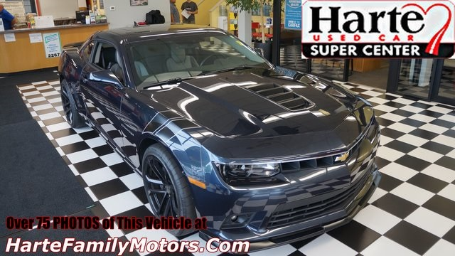 Pre Owned 2014 Chevrolet Camaro Ss 2d Coupe In Wallingford C10520