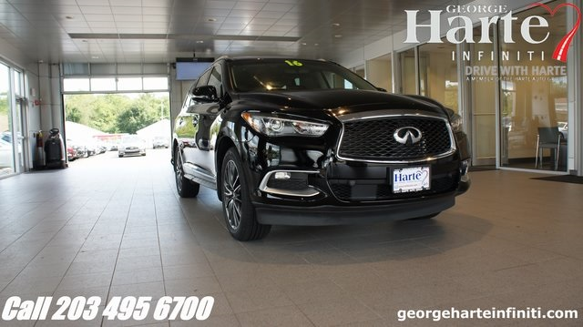 Pre-Owned 2016 INFINITI QX60 Driver Assistance
