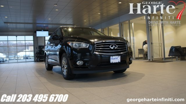Pre-Owned 2015 INFINITI QX60 Drivers Assistance