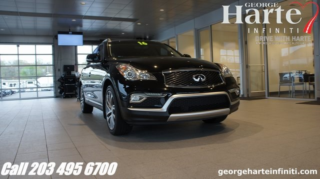 Certified Pre Owned 2016 Infiniti Qx50 Premium Plus 4d Sport Utility In Wallingford 4417i George Harte