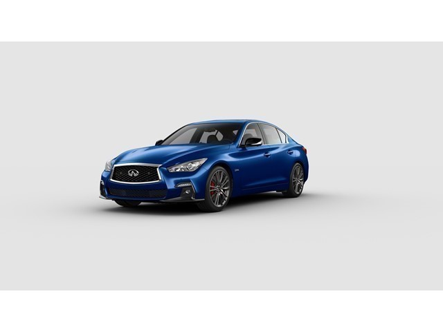 New 2019 INFINITI Q50 RED SPORT 400 AWD