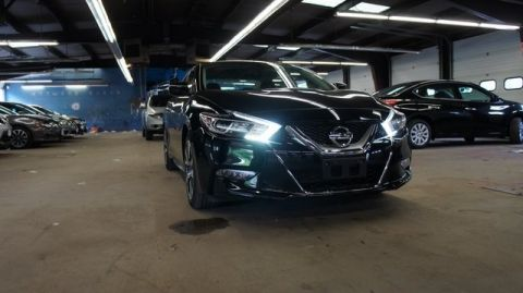 Pre-Owned 2016 Nissan Maxima 3.5 S