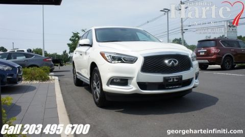Certified Pre-Owned 2016 INFINITI QX60 Driver Assistance
