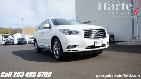 Pre-Owned 2015 INFINITI QX60 Deluxe Touring