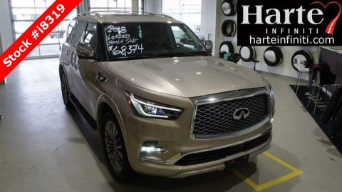 Certified Pre-Owned 2018 INFINITI QX80