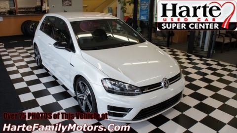 Pre-Owned 2016 Volkswagen Golf R Base
